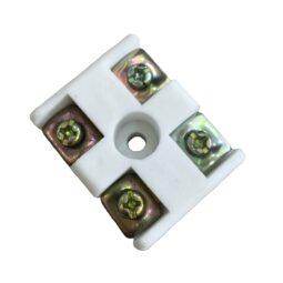 Domino sứ cầu nối điện mở