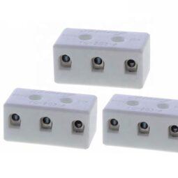 Domino sứ nối điện 3P